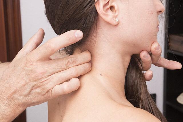 בדיקת כאבים בלסת